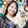 Testimonial - Aya Kubota and Scottish Fold blue point cat Simba Iceberg Flo of Tinytiny (TinyTiny cattery, Tokyo, Japan)
